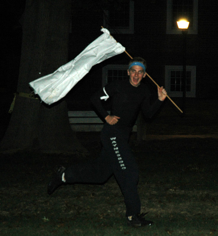 Capture the flag do it and how for Capture the flag