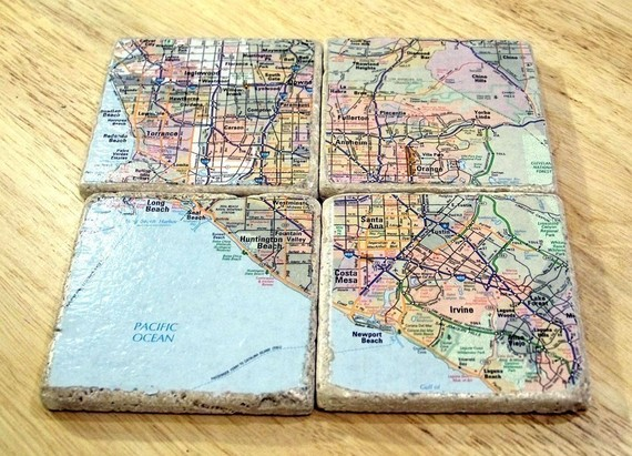 map-coasters Map Coasters on map boxes, map heart ideas, map furniture, map office decor, map labels, map jewelry, map dishes, map template, map invitations, map fabric by the yard, map prints, map bag, map clothing, map accessories, map books, map games, map buttons, map pens, map watches, map themed fabric,