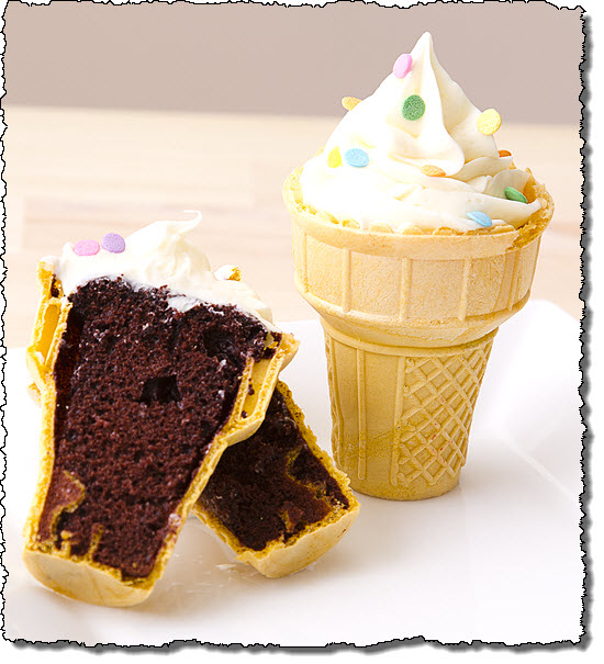 Ice cream cone cupcake | Do It And How