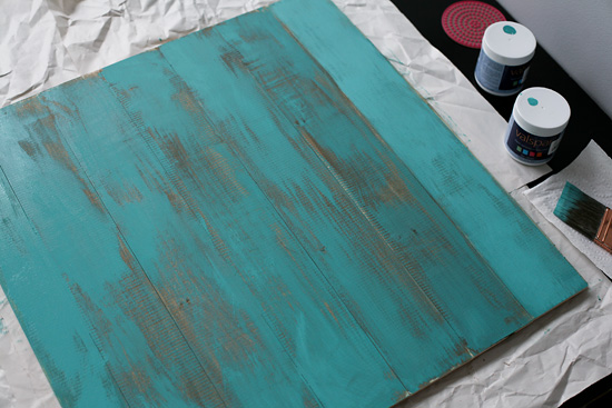 Distressed Wood Project Do It And How