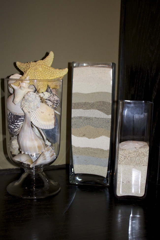 Vacation Sand In A Vase Do It And How