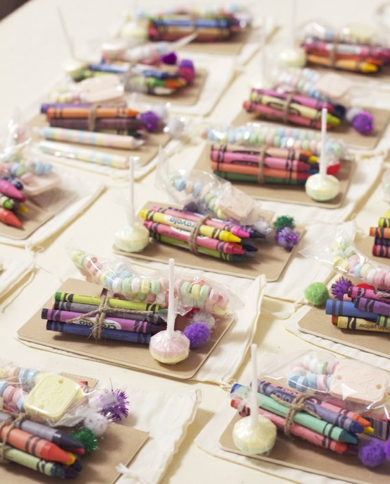 Memorable Wedding: Easy Wedding Favors For Children