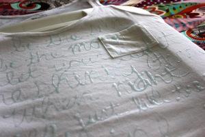 Elmer's Glue Batik Shirt