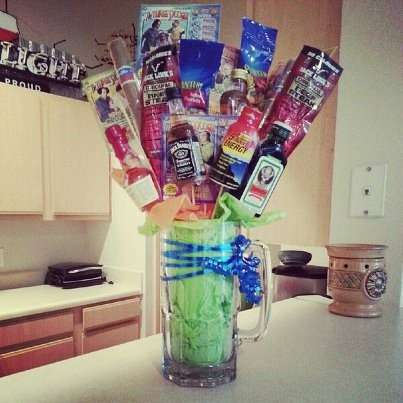 Man Gift Bouquet Do It And How