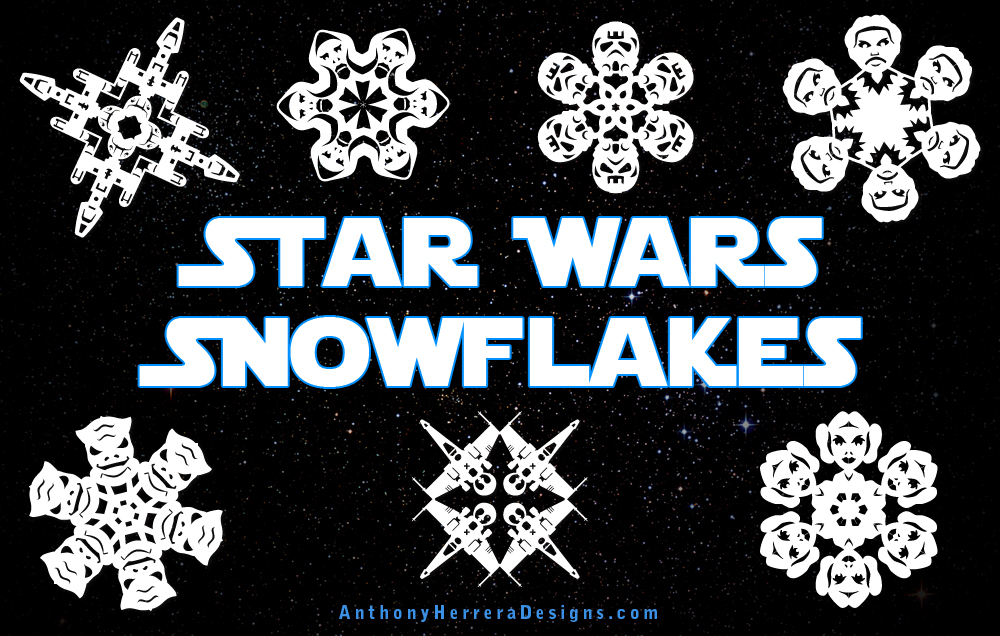 ... to cut your own snowflakes ... Printable Paper Snowflake Patterns