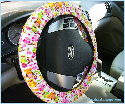 09.01.12 Stitchy Saturday-Steering Wheel Cover 5