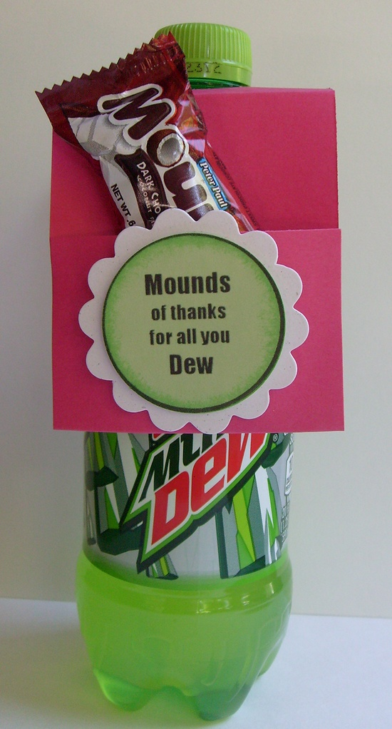 Mounds of Thanks for All You Dew – Do It And How