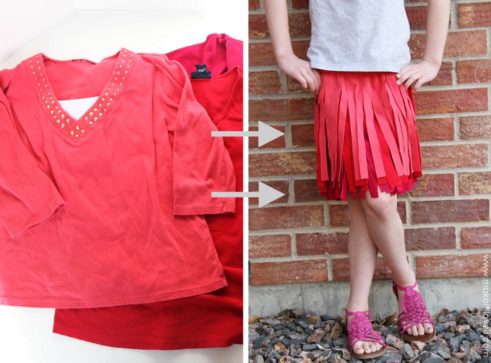 shirts-into-fringe-skirt