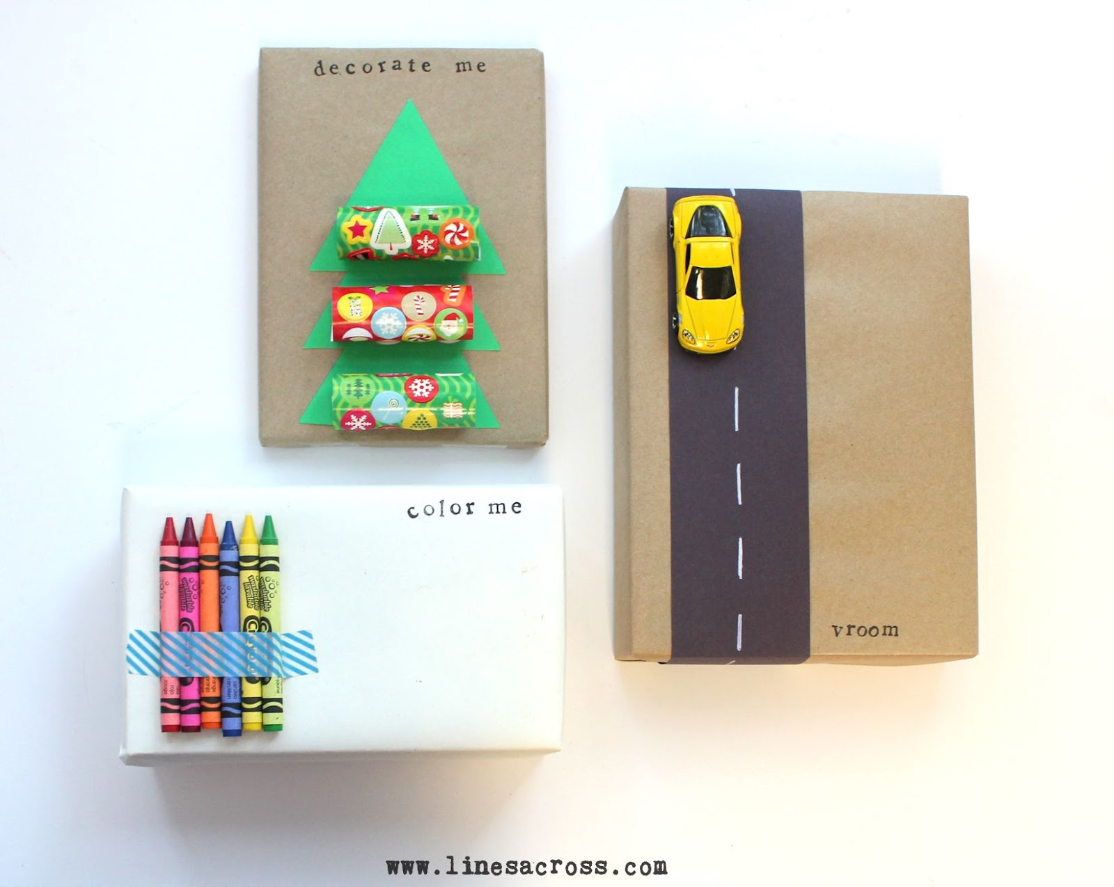 Creative gift wrapping do it and how Gift wrapping ideas