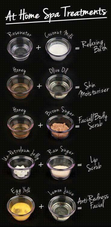 Diy Spa Treatment Recipes Do It And How