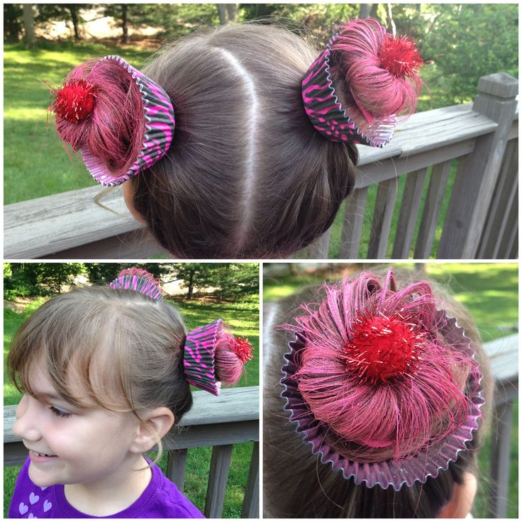 Crazy Hair Day Ideas – Do It And How