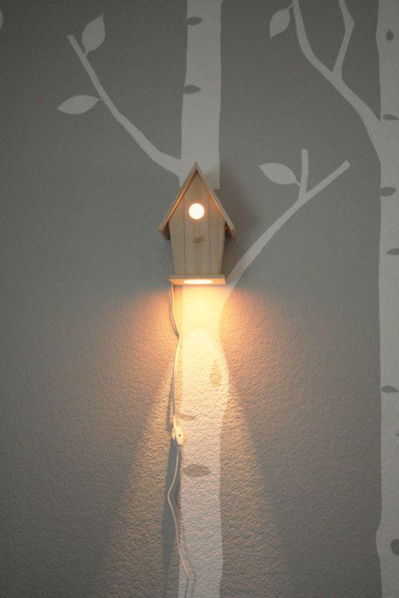 Birdhouse night light do it and how - Birdhouse nightlight ...