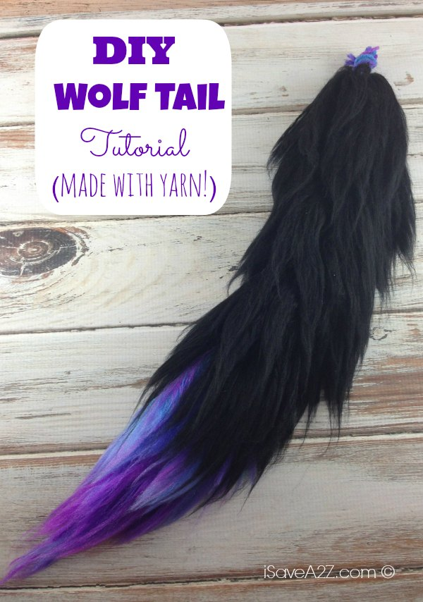 DIY Cosplay Wolf Tails - Do It And How