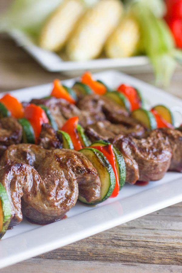 Grilled Flank Steak Kabobs | Do It And How