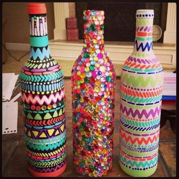 Decorative Bottles Do It And How