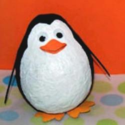 paper-mache-penguin-1