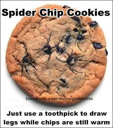 spider-chip-cookies