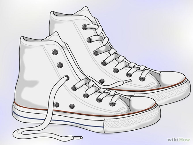 670px-Clean-White-Converse-Step-1