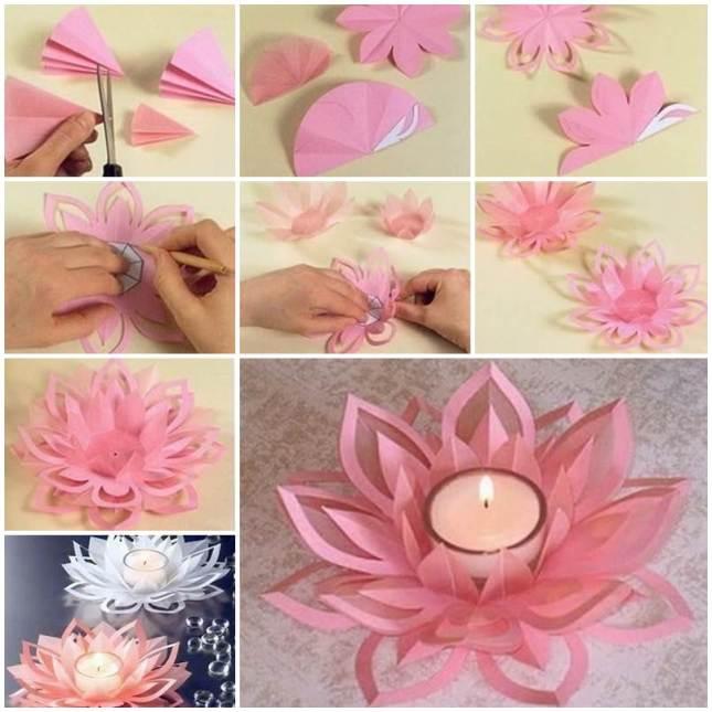 DIY-Paper-Lotus-Candlestick-1