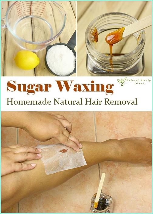 Sugar-Waxing-Homemade-Natural