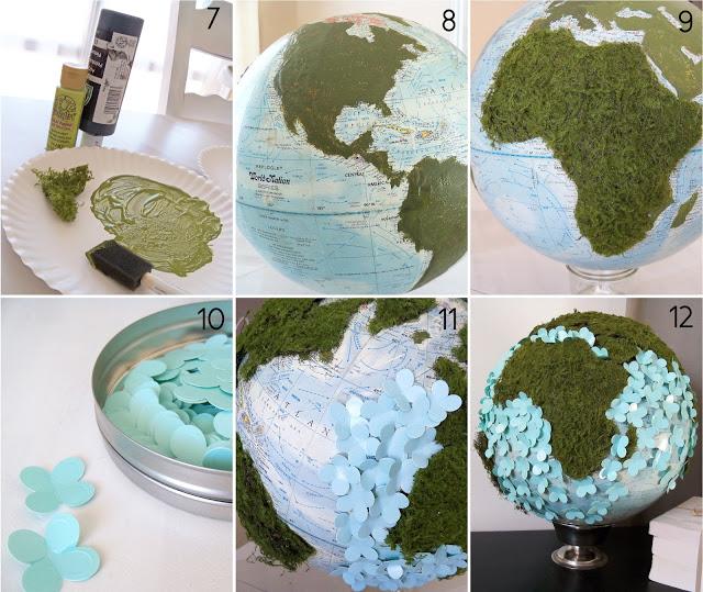 globe tutorial 2