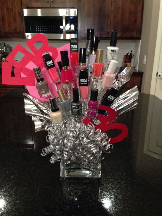 Nail Polish Bouquet Gift Do It And How
