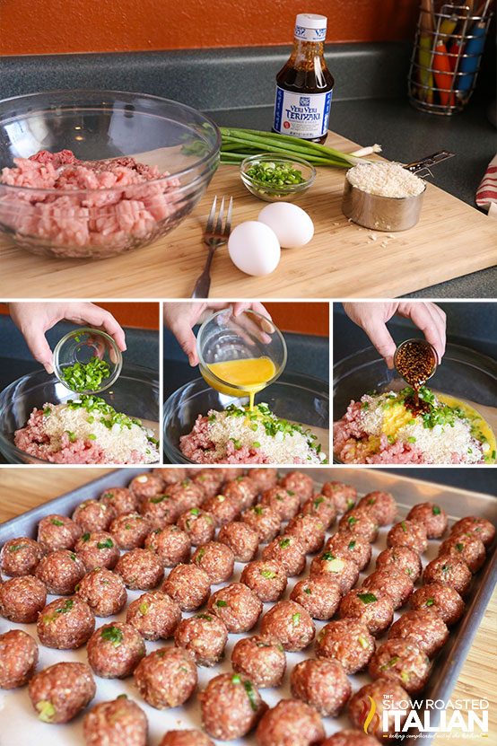Saucy-Teriyaki-Meatballs-collage