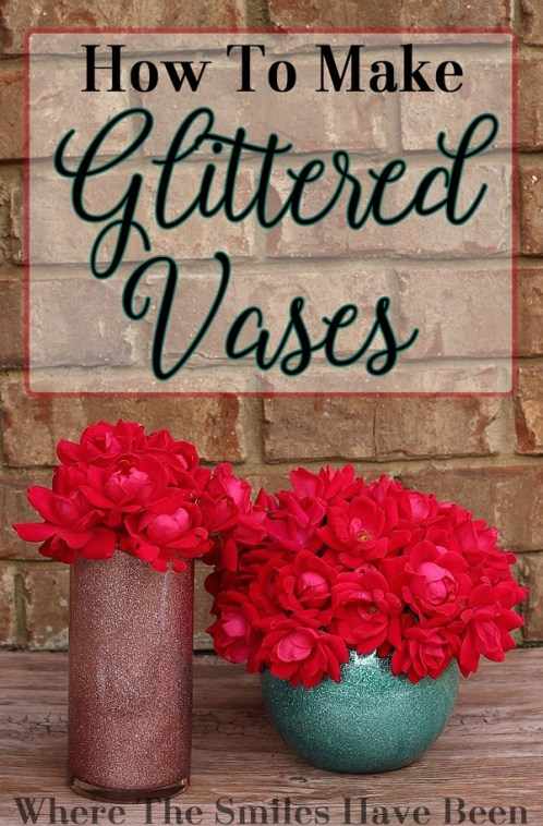 How-to-make-glittered-vases