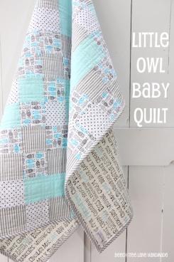 little-owl-baby-quilt