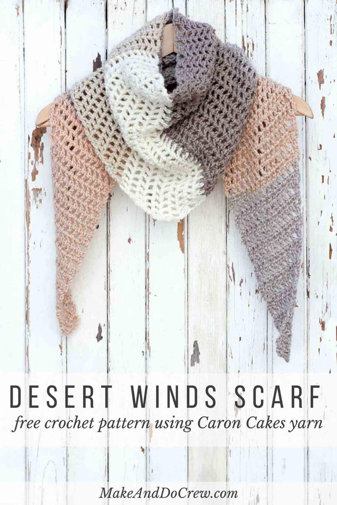 caron-cakes-free-crochet-scarf-pattern