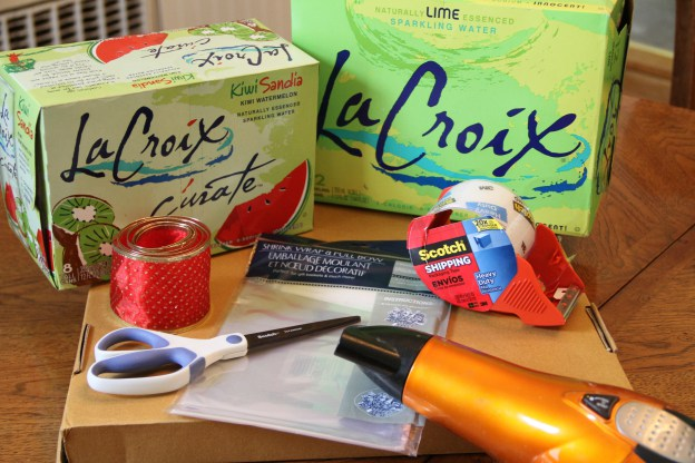 la-croix-gift-tower-supplies