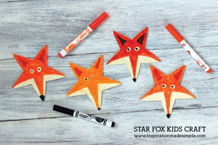 star-fox-kids-craft