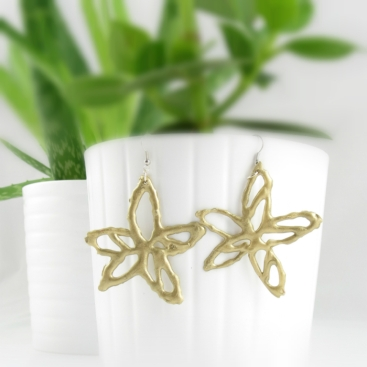 earrings-gold-flowers