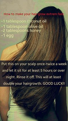 Faster Hair Growth Mask Do It And How