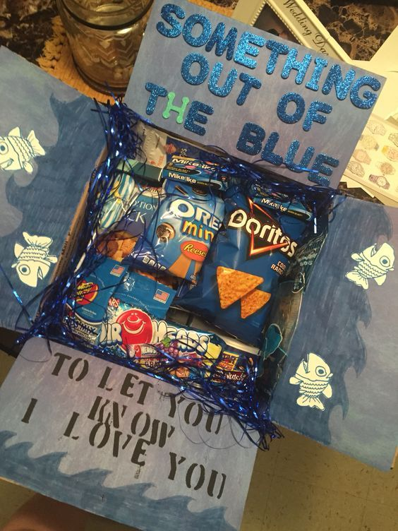 Out Of The Blue Gift Idea Do It And How