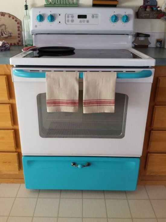 give-your-white-stove-a-touch-of-vintage-appliances-kitchen-design-painting