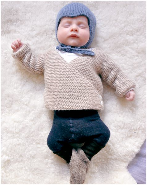 1-Baby-Cardigan-Free-knit-Pattern