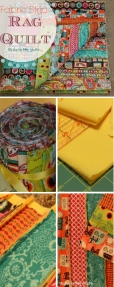 FABRIC-STRIP-RAG-QUILT