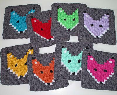 Fox Graph Blocks