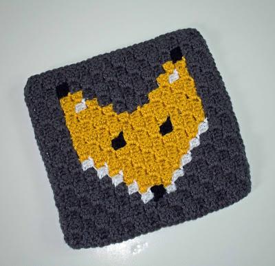 Gold Fox Block