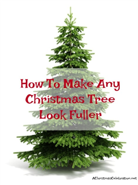 how-to-make-a-christmas-tree-look-fuller