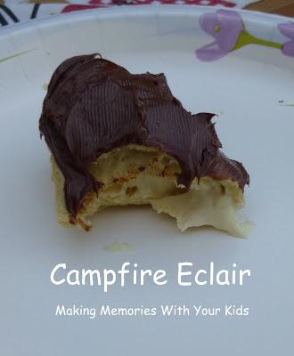 campfire eclair 3