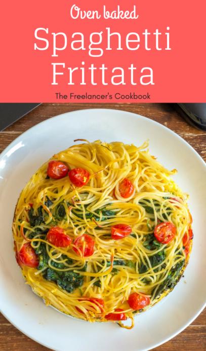 Spaghetti-Frittata
