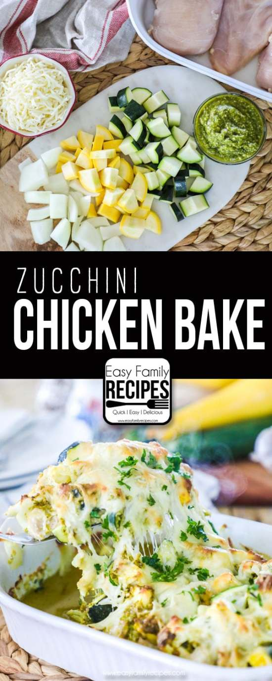 Chicken-Zucchini-Casserole