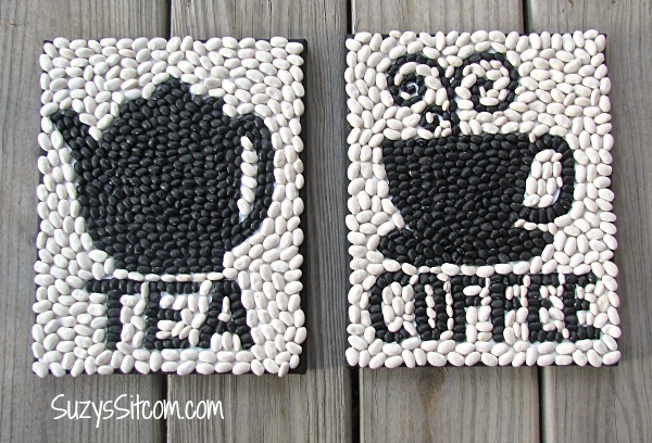 how-to-create-signs-made-out-of-beans-crafts-repurposing-upcycling-wall-decor