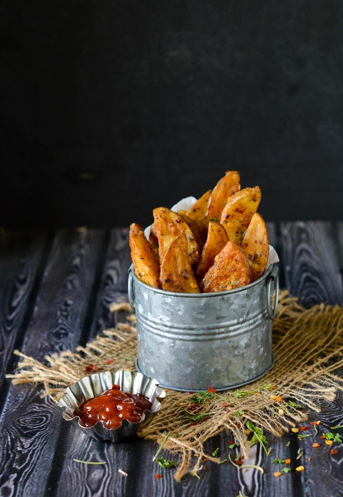 spicy-potato-wedges
