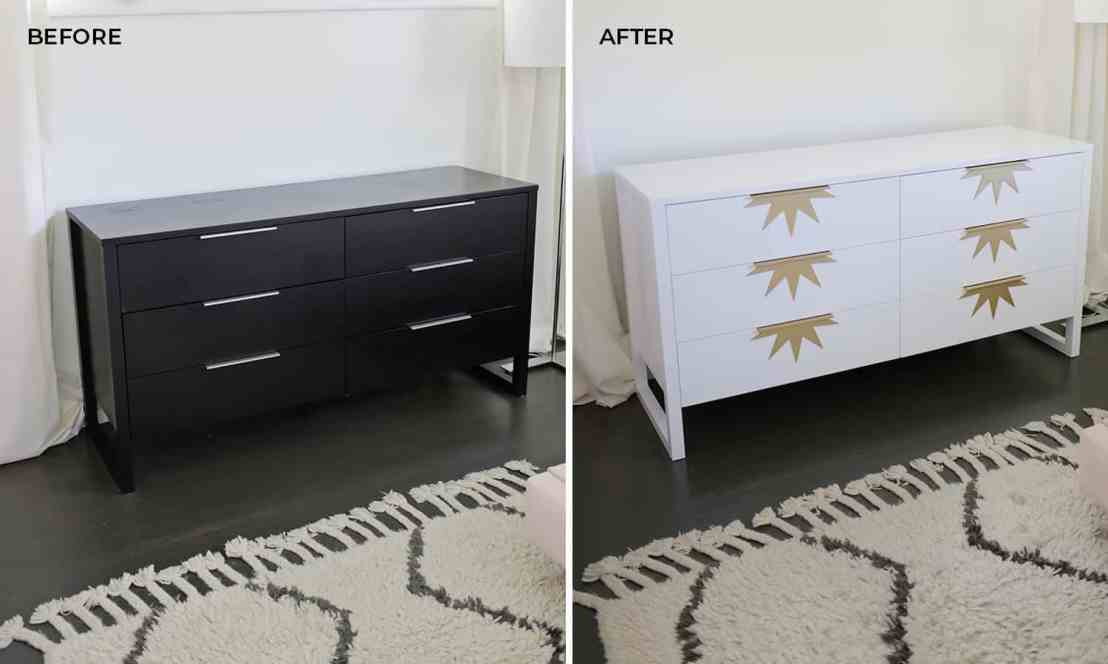 How-To-Update-A-Dresser-In-3-Steps-click-through-for-tutorial-