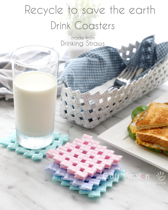 make-drinking-straw-coasters