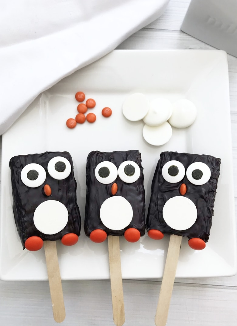 Penguin-Rice-Krispie-Treats