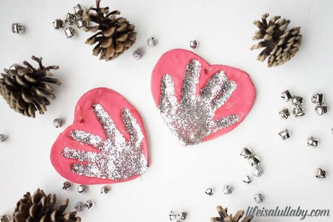 Salt-Dough-Handprint-Ornaments